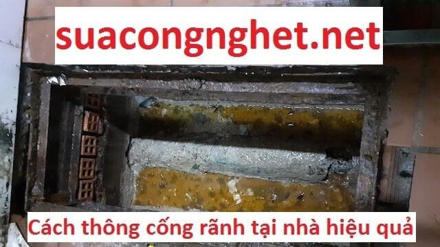 Công ty Hoàng Long cam kết về dịch vụ thông cống nghẹt Kon Tum